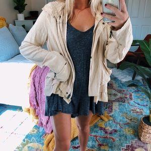 Jackets & Blazers - lightweight linen cozy jacket